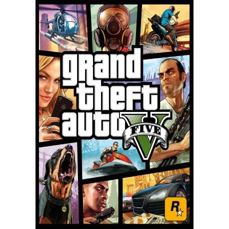 Grand Theft Auto V Steam