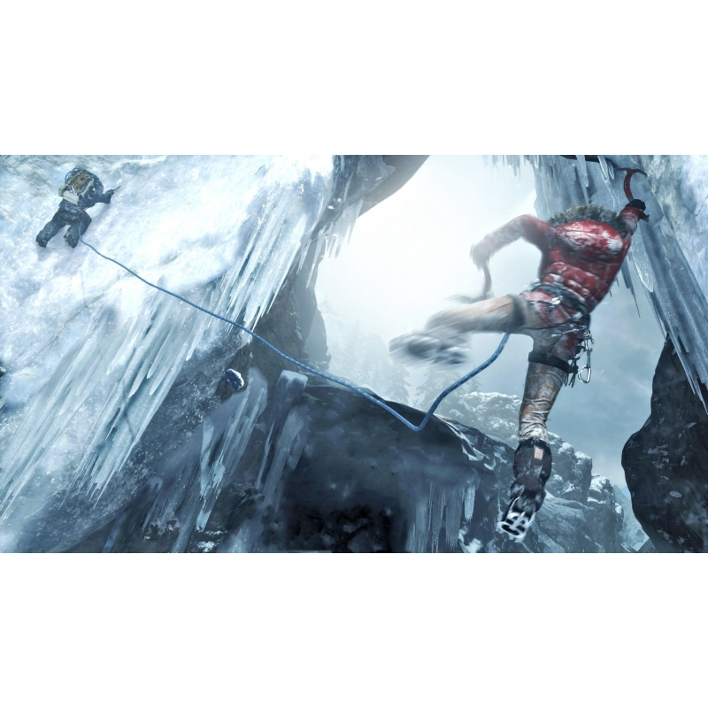 Tomb Rider Wallpaper: Rise Of The Tomb Raider Mystery Lara Croft Embarks On A