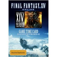 Final Fantasy XIV: A Realm Reborn Card 60 Day (Official Website)