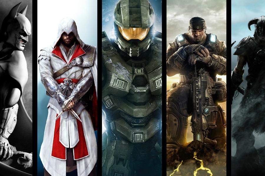 Kompiuterinių žaidimų parduotuvė internete - Gamerjar